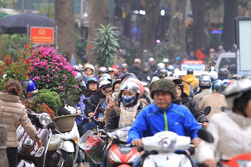Tết và câu chuyện văn hóa giao thông (1/2/2019)