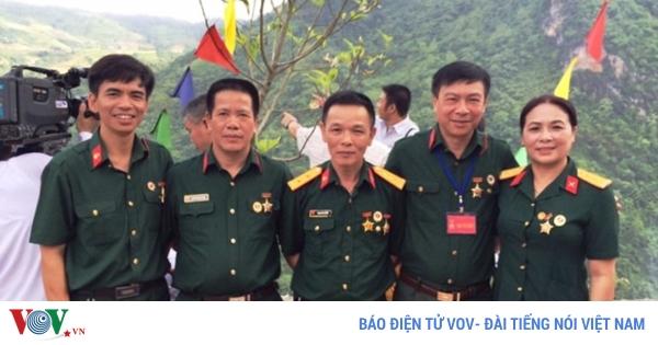 Những năm tháng hào hùng không thể nào quên trên mặt trận Vị Xuyên của những cựu chiến binh Sư đoàn 365 (18/2/2019)
