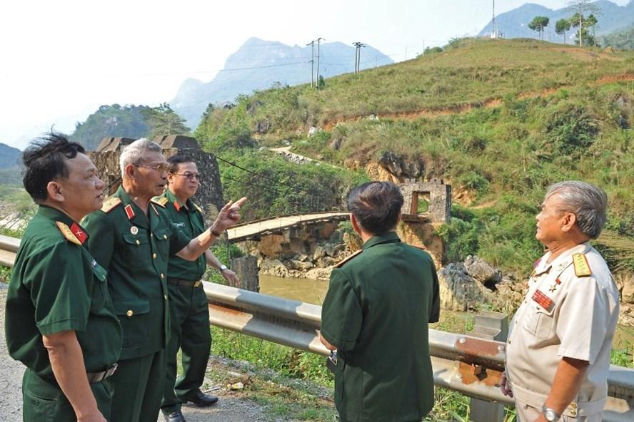 Gặp gỡ cựu chiến binh Trần Thanh Triều người từng tham gia chiến đấu, bảo vệ biên giới phía Bắc ở Vị Xuyên – Hà Giang (16/2/2019)