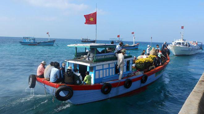 Ngư dân Lý Sơn vươn khơi, khẳng định chủ quyền (21/2/2019)