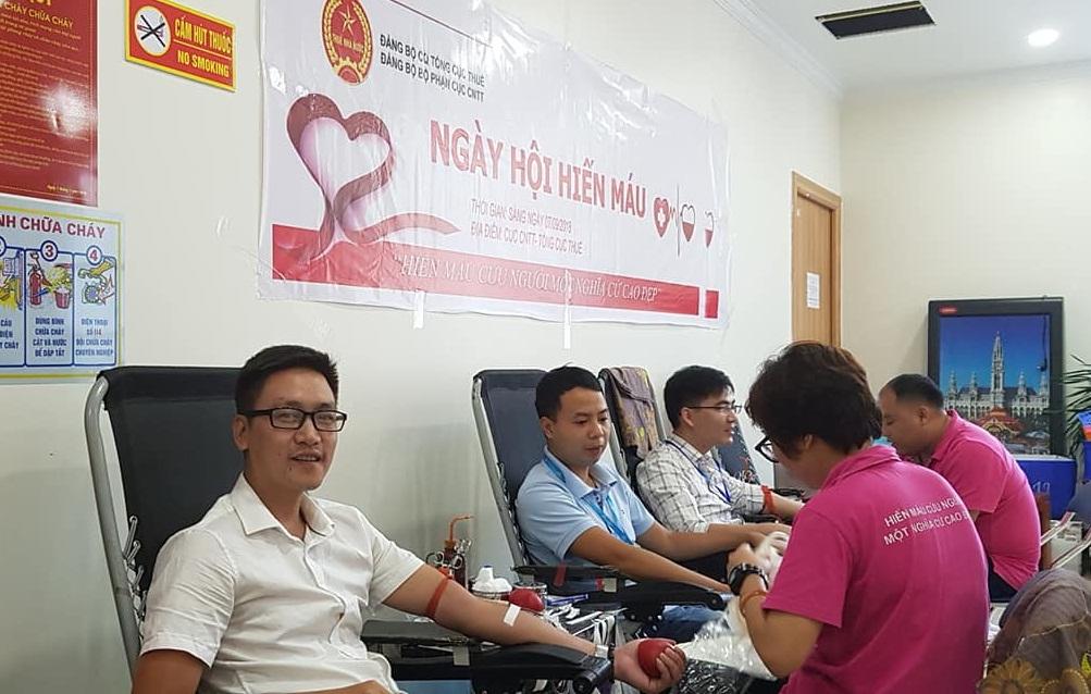 Giới thiệu ứng dụng công nghệ thông tin đầu tiên cho việc hiến máu tình nguyện (3/2/2019)