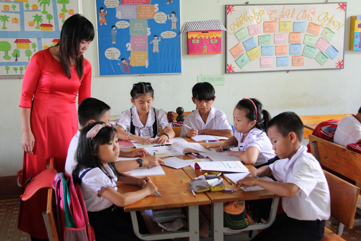Triển khai chương trình giáo dục phổ thông mới: Đầu tư cơ sở vật chất sao cho hiệu quả, tránh lãng phí (15/2/2019)