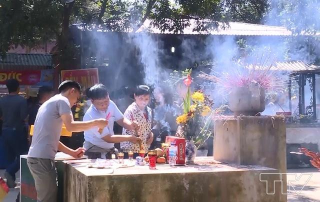 Nâng cao ý thức để hạn chế cháy, nổ xảy ra trong các lễ hội đầu Xuân (20/2/2019)
