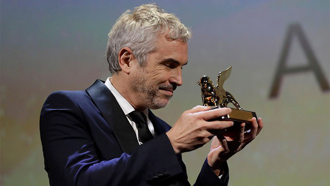 Phim Roma giành hai giải quan trọng nhất tại BAFTA 2019 (11/2/2019)