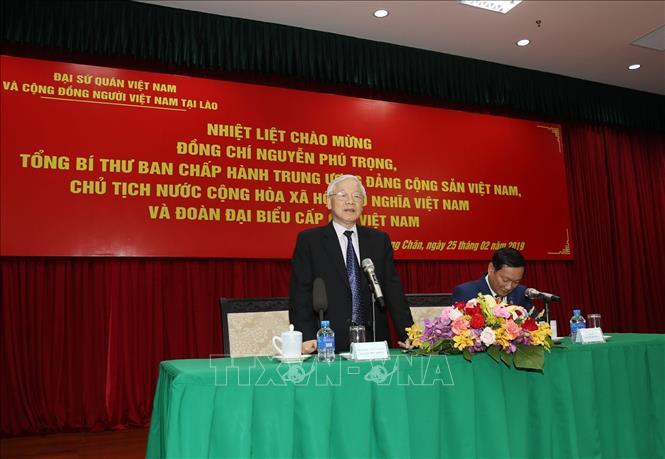 Tổng Bí thư, Chủ tịch nước Nguyễn Phú Trọng yêu cầu làm tốt vai trò