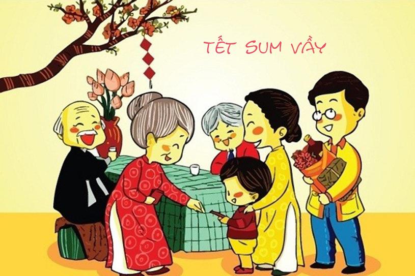 Tết sum vầy - kết nối người Việt (4/2/2019)