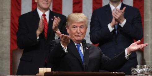 Thông điệp liên bang năm 2019 của Tổng thống Mỹ Donald Trump (10/2/2019)