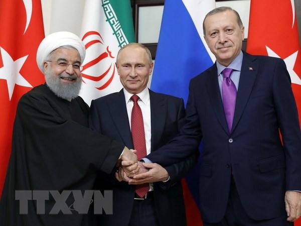 Kỳ vọng gì từ Hội nghị thượng đỉnh ba bên Nga, Thổ Nhĩ Kỳ, Iran bàn về Syria? (14/2/2019)