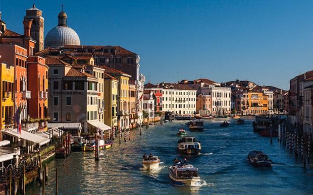 Khám phá thành phố Venice của Italia (23/2/2019)
