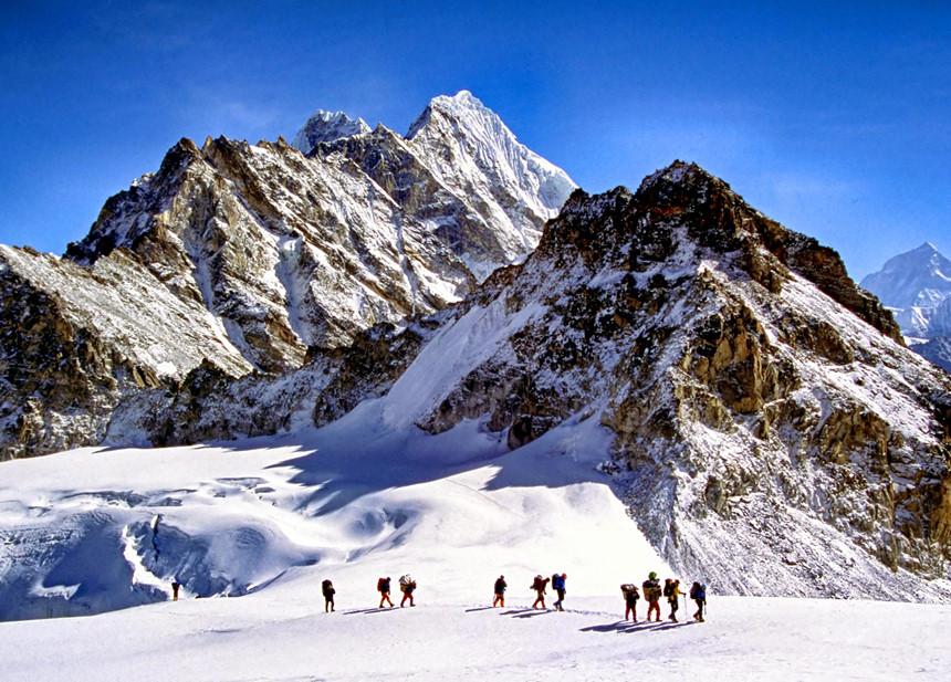 Quán cà phê băng trên đỉnh dãy Himalaya (21/3/2019)