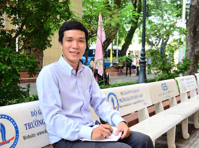 Gặp gỡ 1 trong 10 gương mặt trẻ Việt Nam tiêu biểu năm 2018 (19/3/2019)