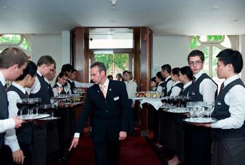 Chi phí học tập, việc làm ở ngành Khách sạn và Ẩm thực (17/3/2019)