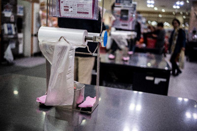 Nhật Bản cân nhắc ban hành luật mới buộc doanh nghiệp tính phí túi nhựa (26/3/2019)