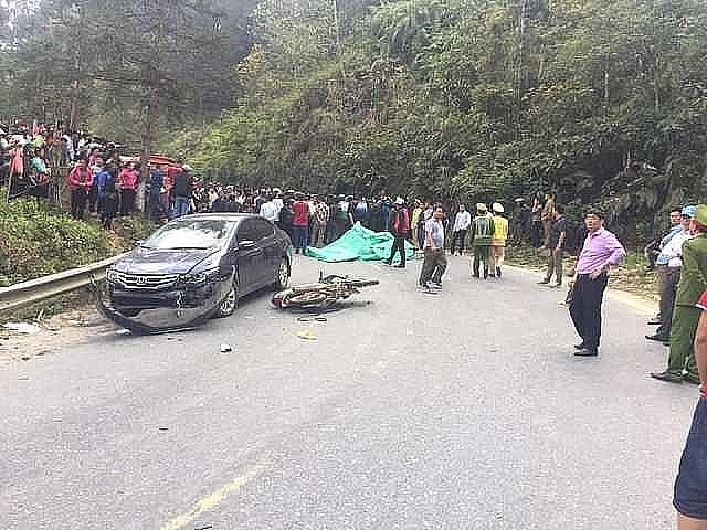 Tính pháp lý của vụ bắt vạ 400 triệu đồng sau vụ tai nạn giao thông vừa xảy ra tại tỉnh Lào Cai (14/3/2019)