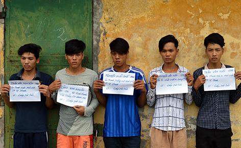 Thực trạng và nguyên nhân gia tăng tội phạm lứa tuổi thanh thiếu niên (18/3/2019)