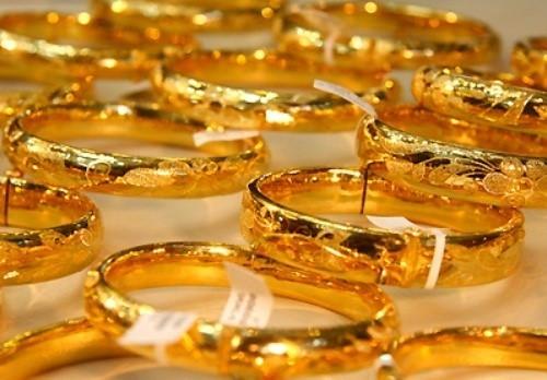 Giá vàng trong nước giảm theo giá vàng thế giới (13/3/2019)
