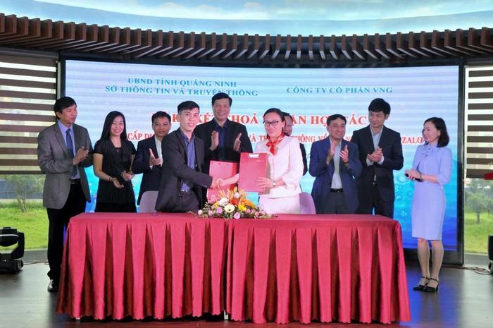 Quảng Ninh cung cấp dịch vụ hành chính công qua Zalo (Thời sự đêm 2/3/2019)
