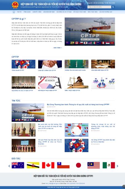Ra mắt chuyên trang điện tử về Hiệp định Đối tác toàn diện và tiến bộ xuyên Thái Bình Dương (Thời sự trưa 8/3/2019)