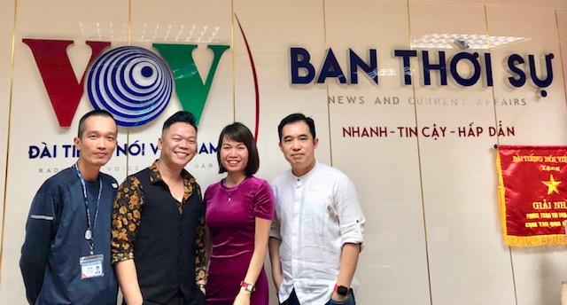 Chát với người nổi tiếng: Gặp gỡ Hiếu Orion và ca sĩ Bách Nguyễn (23/3/2019)