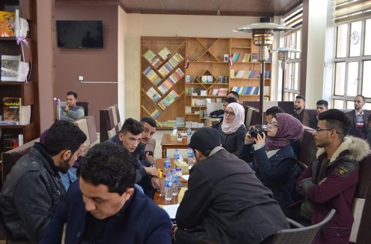 Thăm một Quán cà phê ở Mosul, Iraq (26/3/2019)