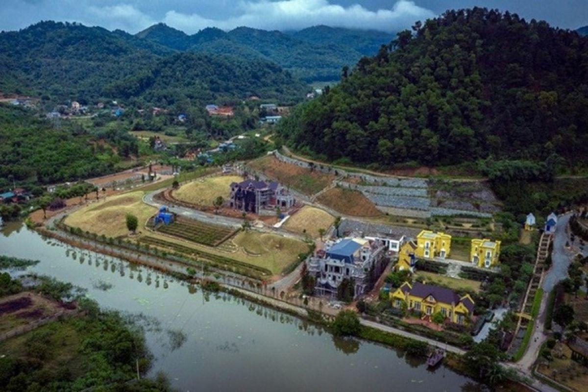 Công bố kết luận thanh tra đất rừng tại 2 xã Minh Trí và Minh Phú, huyện Sóc Sơn (Thời sự trưa 22/3/2019)