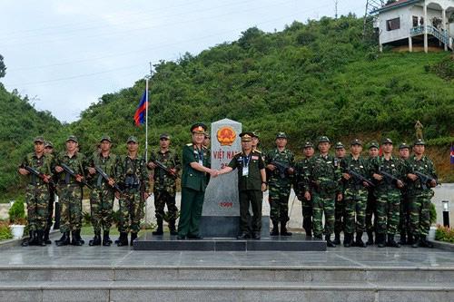 Những đóng góp của lực lượng biên phòng trong xây dựng và phát triển biên giới (2/3/2019)