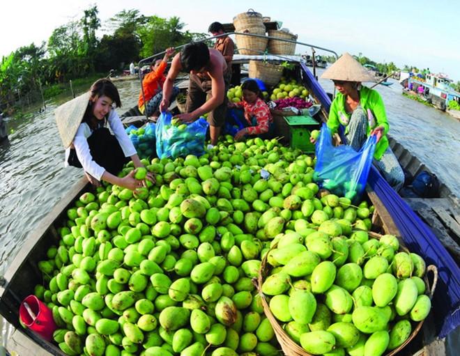Giải pháp tăng giá trị nông sản nhờ phát triển du lịch (12/3/2019)