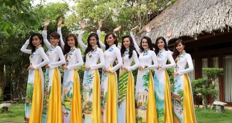 Lễ hội Áo dài Thành phố Hồ Chí Minh lần thứ 6, tôn vinh nét đẹp người phụ nữ (7/3/2019)