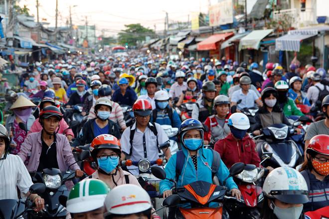 Cấm xe máy càng sớm càng tốt - phải chăng chỉ nói cho được? (14/3/2019)