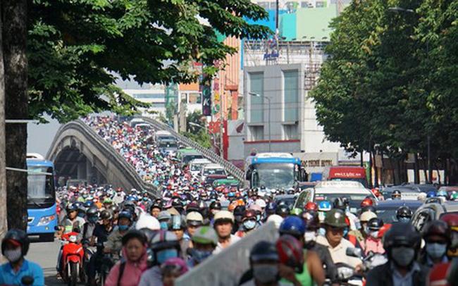 Đến năm 2030 thành phố Hồ Chí Minh cấm xe máy lưu hành vào các khu vực trung tâm (4/3/2019)