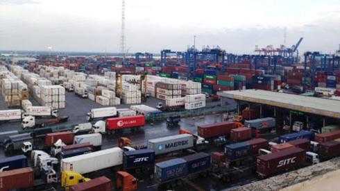 Tân cảng Sài Gòn - Đầu tàu ngành cảng biển (28/3/2019)
