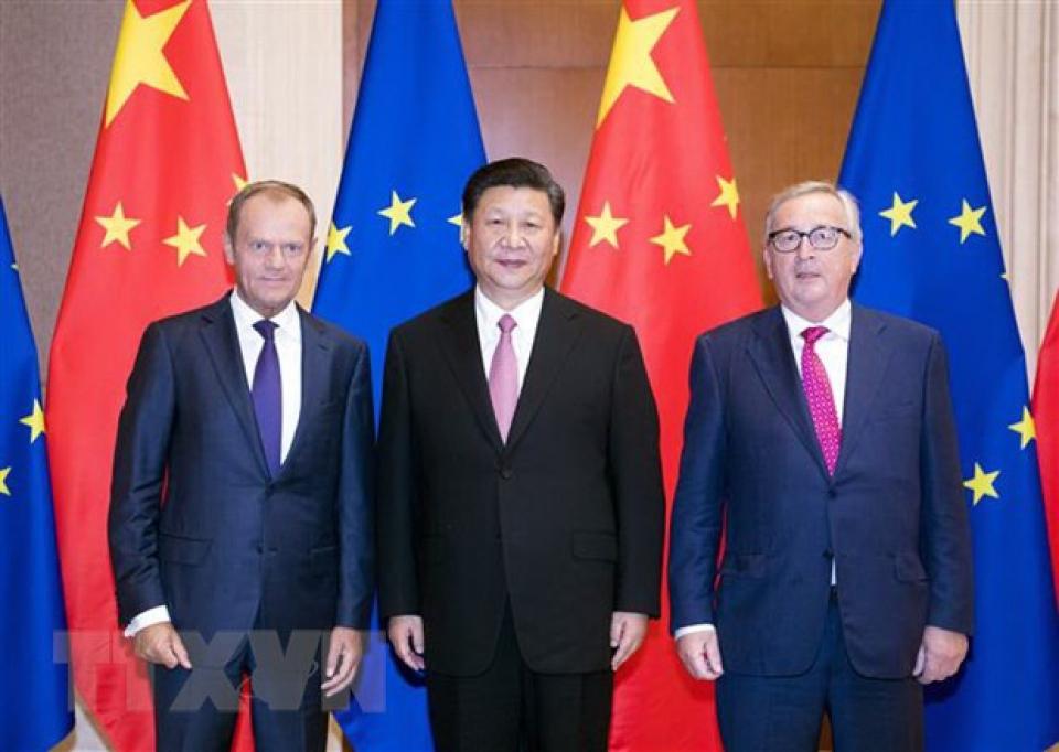 Chủ tịch Trung Quốc thăm châu Âu tìm động lực hợp tác mới (22/3/2019)