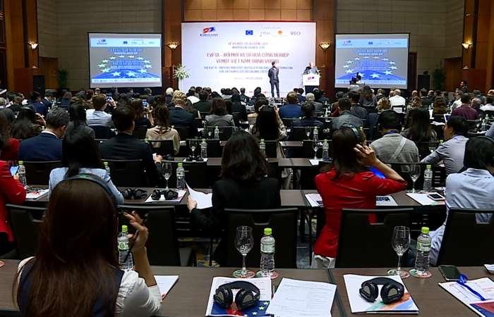 Sách trắng 2019 EVFTA đổi mới và số hóa công nghiệp (15/3/2019)
