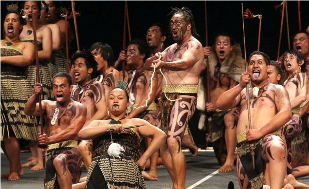 Điệu nhảy Haka đầy sức sống ở New Zealand (23/3/2019)