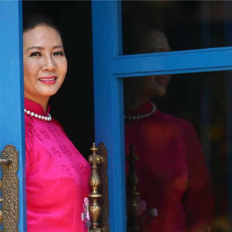 Nghệ nhân ẩm thực Đoàn Thu Thủy: Phụ nữ chính là phong thủy của ngôi nhà! (9/3/2019)