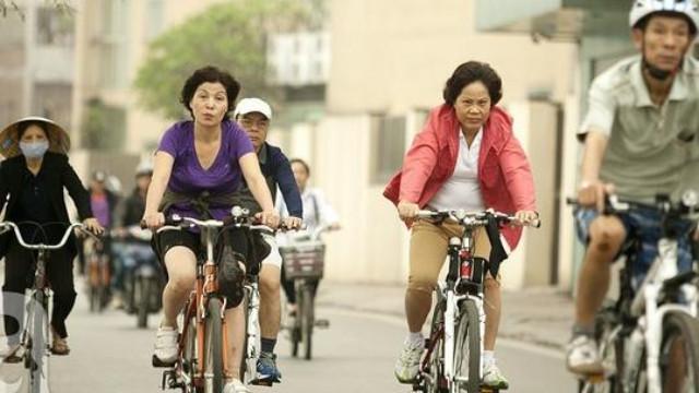 Trào lưu Đi xe đạp vận động thể chất cuối tuần: Sự trở về lối sống xanh (17/3/2019)