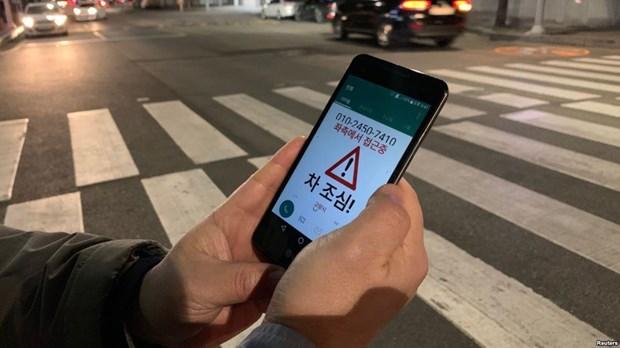 Hàn Quốc phát triển công nghệ để tránh tai nạn trên đường phố do nghiện sử dụng smartphone (20/3/2019)