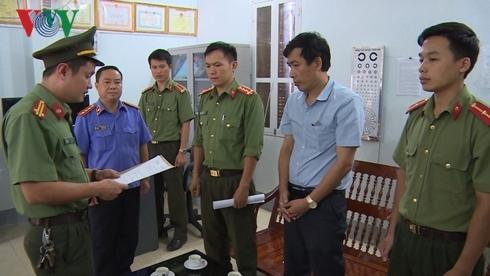 Bộ Giáo dục và Đào tạo công bố kết quả xử lý vi phạm trong kỳ thi THPT Quốc gia năm 2018 tại tỉnh Sơn La. Có 97 bài thi đã được sửa điểm, nâng cao nhất 26,55 điểm cho 3 môn thi (Thời sự sáng 24/3/2019)