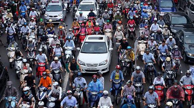 Cấm xe máy - Nói dễ hơn làm (19/3/2019)