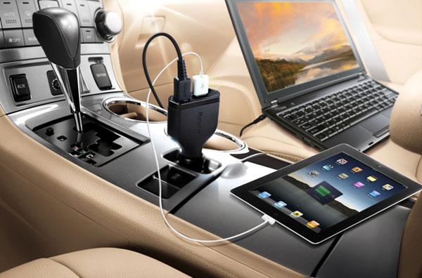 Lưu ý vấn đề sử dụng nguồn điện từ buồn lái để cắm các thiết bị điện, điện tử (20/3/2019)