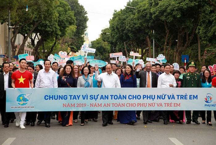 Hội Liên hiệp Phụ nữ Việt Nam phát động