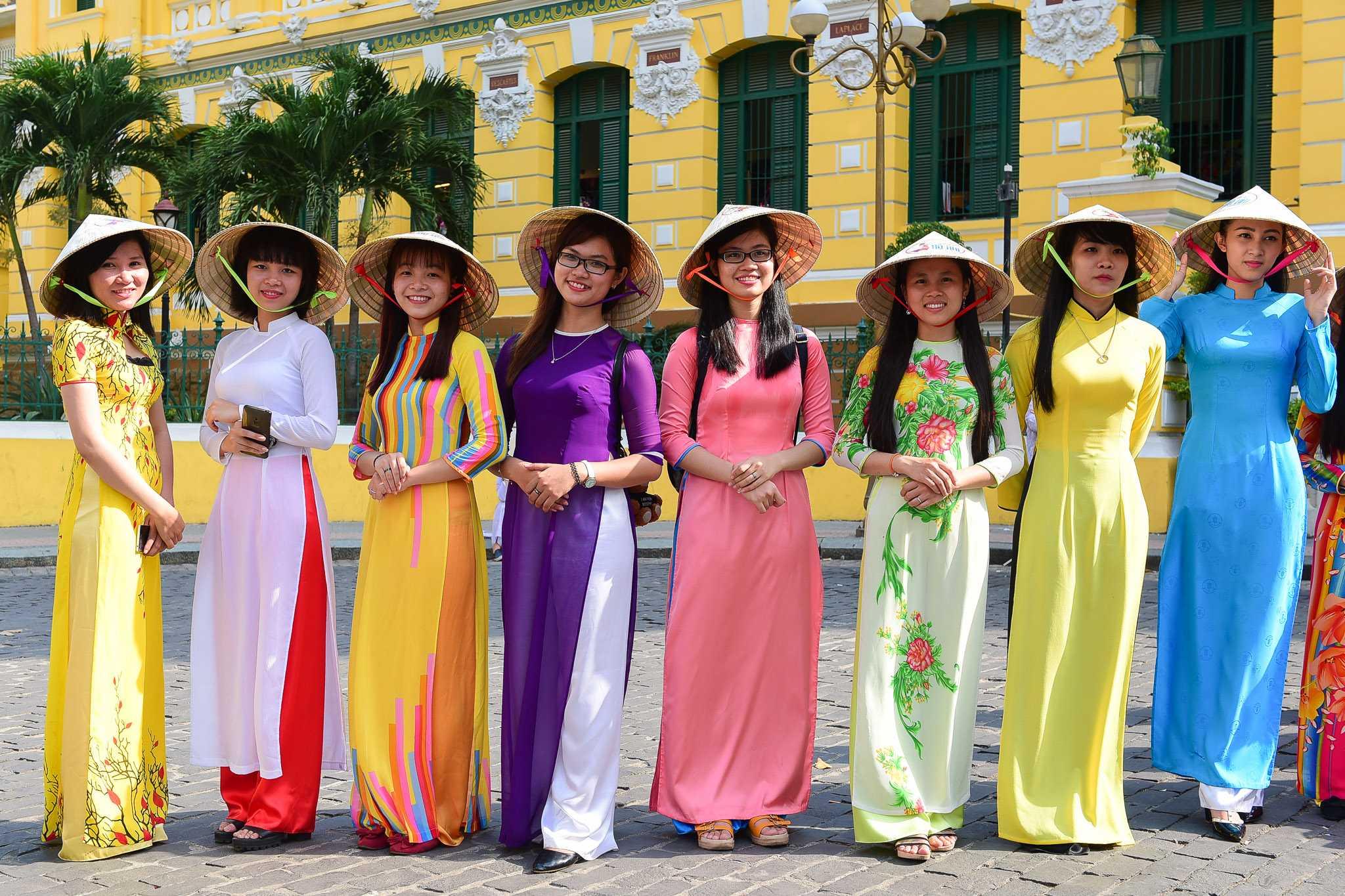 Tự hào áo dài Việt - Kết nối du lịch với văn hoá truyền thống (6/3/2019)