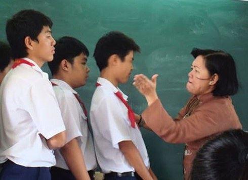 Hiện tượng giáo viên vi phạm đạo đức nhà giáo: Nhìn nhận sao cho đúng? (11/3/2019)