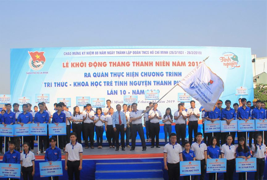 Nhiều hoạt động kỷ niệm 88 năm ngày thành lập Đoàn Thanh niên cộng sản Hồ Chí Minh 26/3/1931 - 26/3/2019 (Thời sự sáng 26/3/2019)