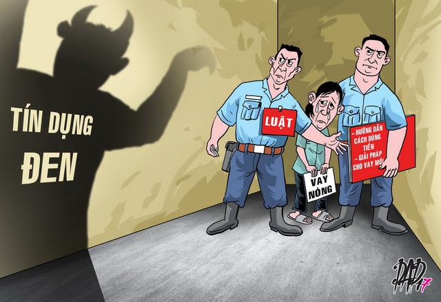 Vì sao tín dụng đen vẫn còn đất phát triển (25/3/2019)
