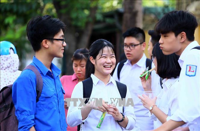 Tuyển sinh lớp 10 ở Hà Nội năm nào cũng nóng (15/3/2019)