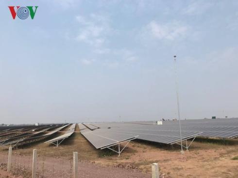 Khánh thành Nhà máy điện năng lượng mặt trời đầu tiên ở Tây Nguyên (Thời sự chiều 9/3/2019)