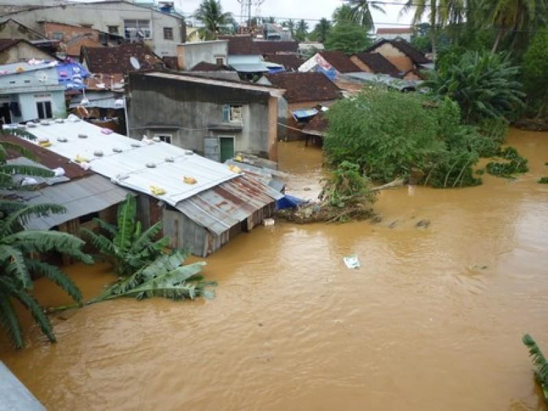 Bản đồ ngập lụt liệu có giúp các địa phương chủ động hơn trong công tác ứng phó với thiên tai? (7/4/2019)