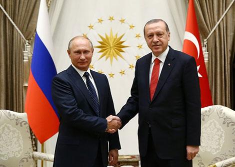 Nga – Thổ Nhĩ Kỳ thắt chặt liên kết, liệu có đối trọng với Mỹ? (8/4/2019)