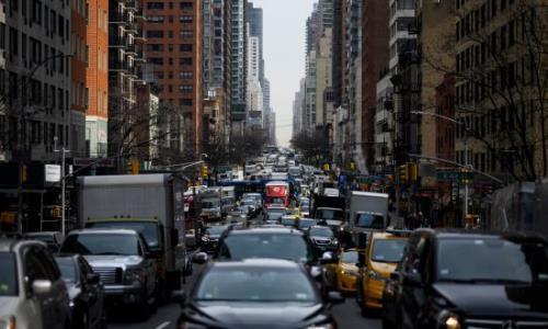 Mỹ: New York trở thành thành phố đầu tiên của Mỹ thu phí ùn tắc (3/4/2019)